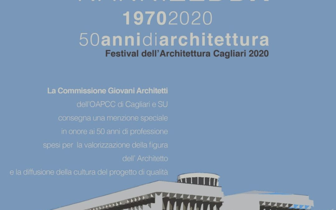Arch. Giovanni Zedda : 50 anni di architettura